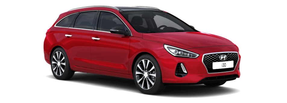 Hyundai i30 Wagon Fresh Plus  Kaune